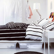 都市风格卧室效果图