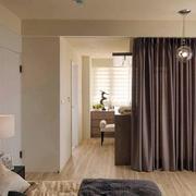 三室一厅卧室灯饰装饰