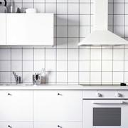 北欧风格厨房瓷砖设计