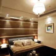 三室一厅卧室灯饰设计