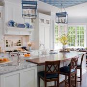 混搭风格厨房装饰效果图