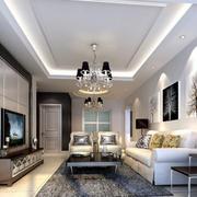 小户型后现代风格客厅装饰