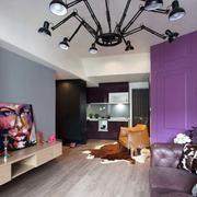 简约公寓创意灯饰设计