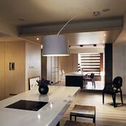 婚房厨房吧台设计