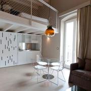 loft风格简约客厅装饰