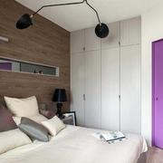公寓卧室整体橱柜装饰