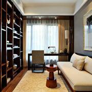 新中式新房小书房设计