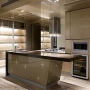 后现代风格厨房效果图