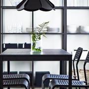 后现代风格深色餐厅装饰