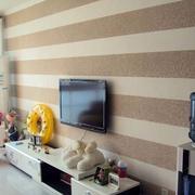 简约石膏材质背景墙装饰