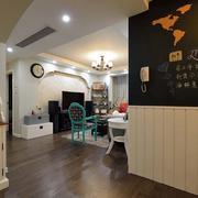 婚房简约风格地板装饰