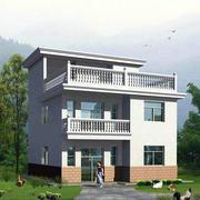 三层乡村别墅设计