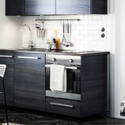 公寓式小型简约风格厨房橱柜效果图