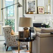 美式风格别墅客厅灯饰设计