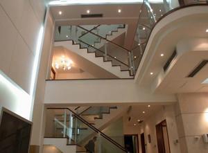 2015别具一格的别墅型楼梯装修效果图实例鉴赏