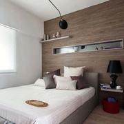 后现代风格公寓卧室设计