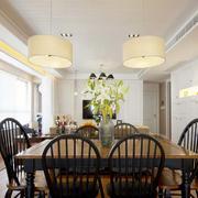 三室两厅餐厅装饰设计