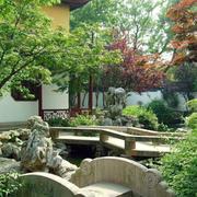 中式园林装修