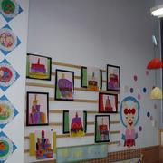 幼儿园教室图书角设计