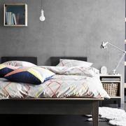 loft风格卧室装饰效果图