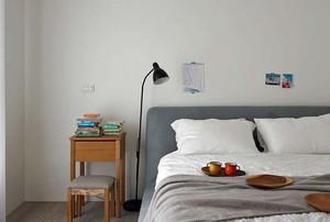 简单明亮的北欧风格大户型老房改造家居装修效果图