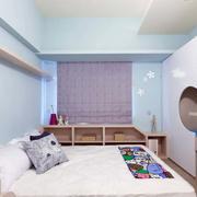 老房现代简约风格儿童房设计