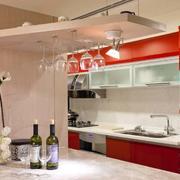 现代化老房厨房设计