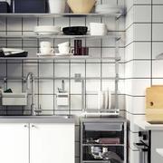 北欧风格混搭风格厨房装修