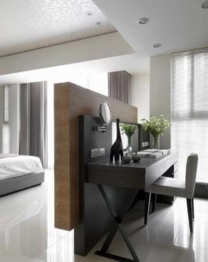 130平米现代前卫奢华的三室两厅两卫室内装修效果图