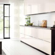 后现代风格简约小型厨房装饰