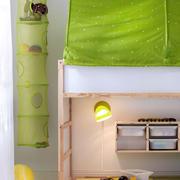 儿童房创意置物架效果图