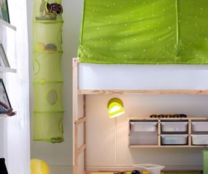 2015清新缤纷色彩俏皮简约的儿童房装修设计