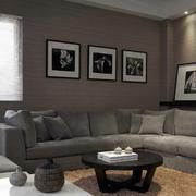三室两厅客厅地毯装饰