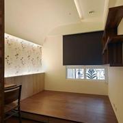 日式卧室榻榻米装饰