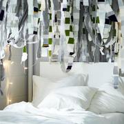 后现代风格个性卧室装饰