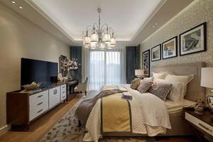 简欧风格的卧室装修效果图集