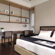 日式现代化卧室榻榻米床
