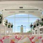欧式田园风格婚礼设计