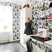 一室一厅卧室背景墙设计