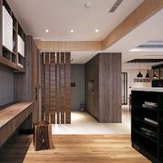 日式新房玄关设计