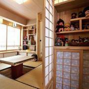 日式儿童房榻榻米装修