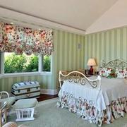 120平米房屋卧室背景墙设计