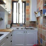 小型公寓清新厨房装饰
