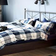 后现代风格卧室地板装饰