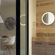 卫生间原木浴室柜装饰