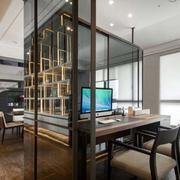 中式风格新房书房装饰