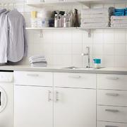 洗衣房整体衣柜装饰