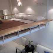 loft风格吊床装修效果图