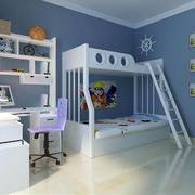地中海风格简约儿童房设计