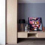 后现代风格客厅电视柜中式